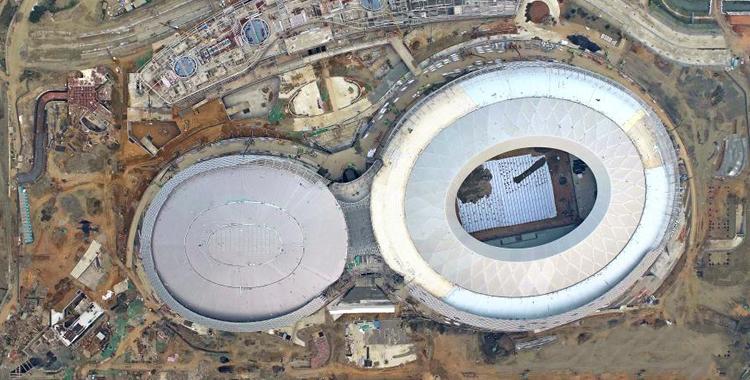 2021年世界大运会场馆获全球工程建设大奖