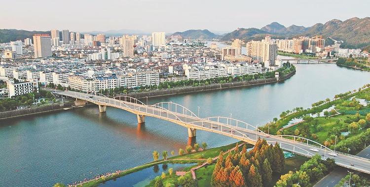 黄山千恍,旅游城市的文明之路