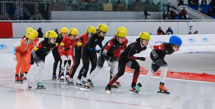 全國速度滑冰錦標賽收官