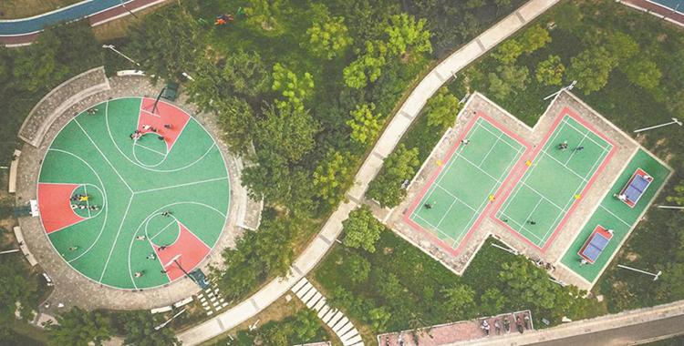 安徽滁州:生态修复 优美宜居
