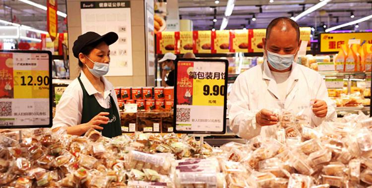 合肥:开展食品安全检查 保障节日饮食安全